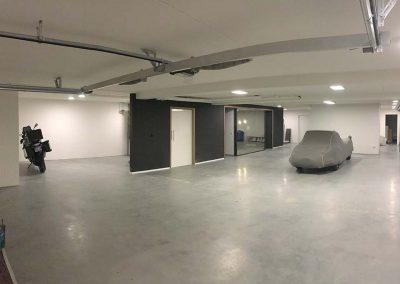 Verlichting garage - Castelek Kortrijk
